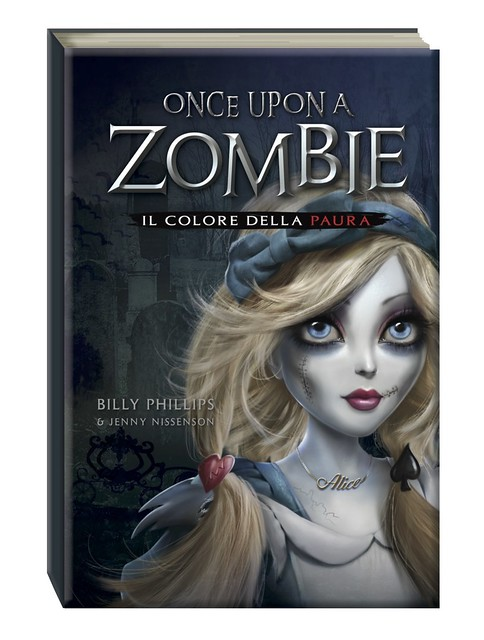 copertina once upon a zombie