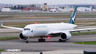 Cathay A350-941 msn 058