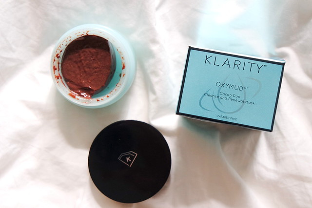KLARITY OxyMud Cacao Mask