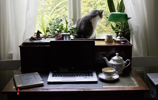 Tips för hur du kan jobba effektivt hemifrån