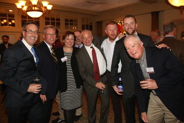 2016 Worcester Alumni Reception