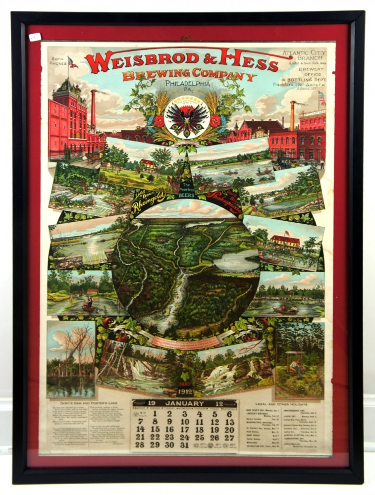 Factory-Scene-1912-calendar-Signs-Pre-Pro-Weisbrod-Hess-Brewing-Co