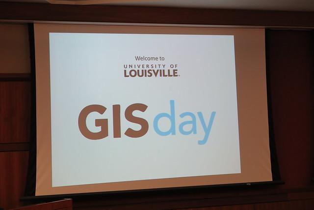 UofL GIS Day & Hackathon 2016