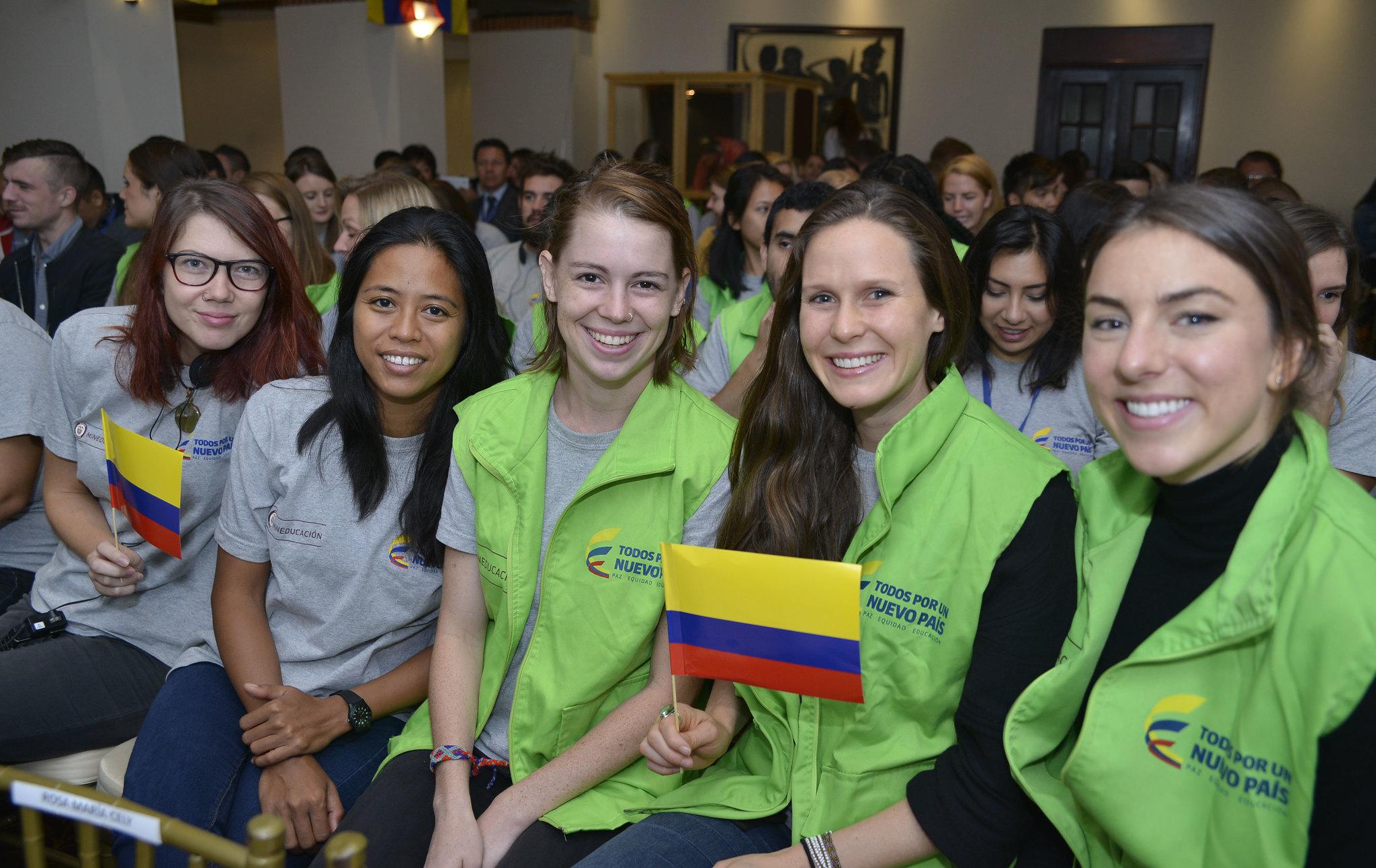 Experiencias significativas del Programa de Formadores Nativos Extranjeros