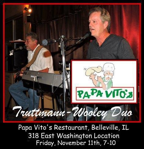 Truttmann-Wooley Duo 11-11-16