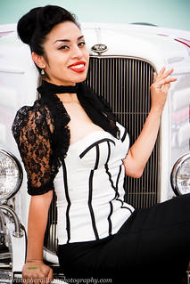 Pinup Model: Tania Fonseca-9843 | by christopherallisonphotography