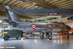 MM19792 13-1 - 692 - Italian Air Force - Canadair CL-13 Sabre 4 - Italian Air Force Museum Vigna di Valle, Italy - 160614 - Steven Gray - IMG_0724_HDR