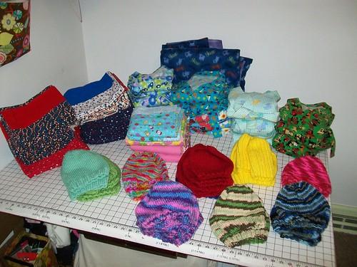 sewing machine donations