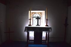 parvise chapel altar