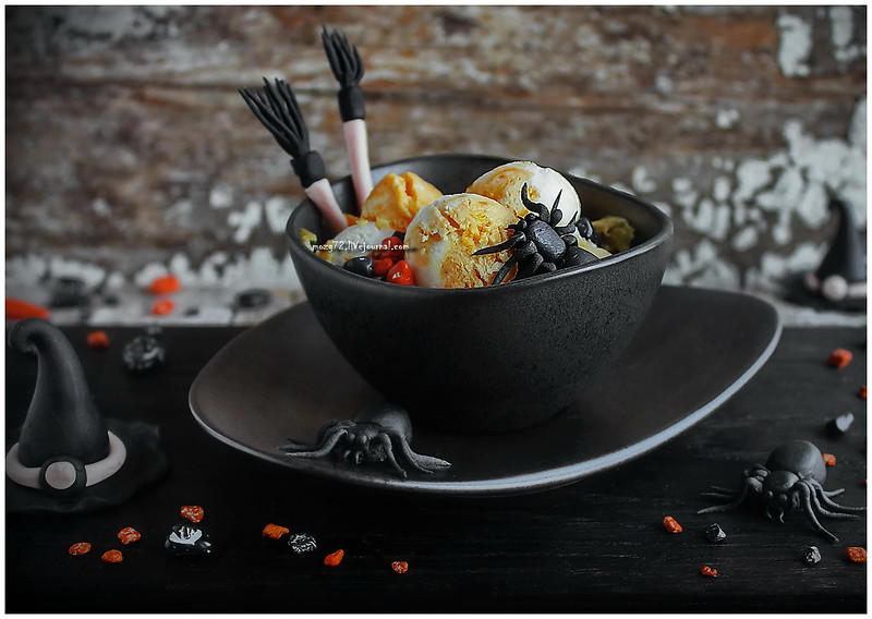 ...ice cream pumpkin