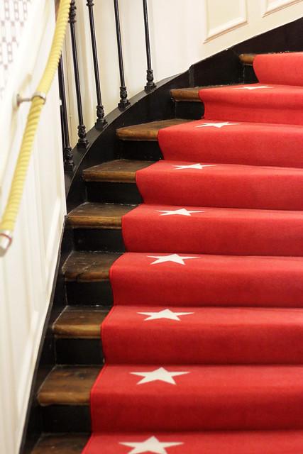 Hotel Le 123 Sebastopol - Astotel - Stairs