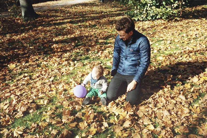 Autumn with Matilda