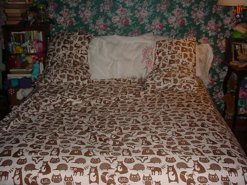 new sheets