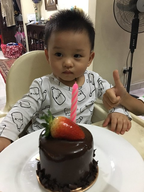 Zafeer's 1st Birthday