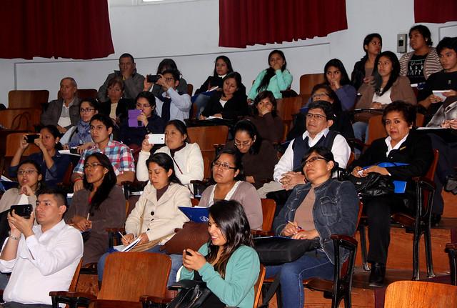 Viernes Científico: Alimentación saludable en los niños y adolescentes del Perú