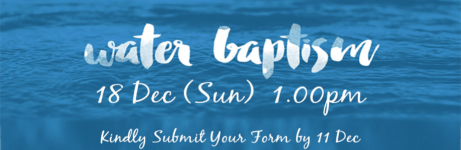 water baptism web
