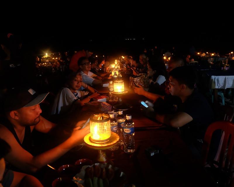 Jimbaran Beach Café
