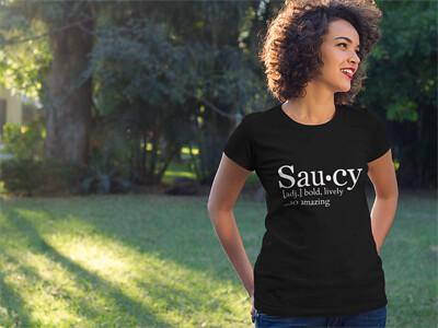 Saucy - Model4