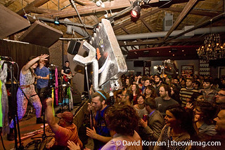 Rubblebucket at Brick and Mortar | by The Owl Mag