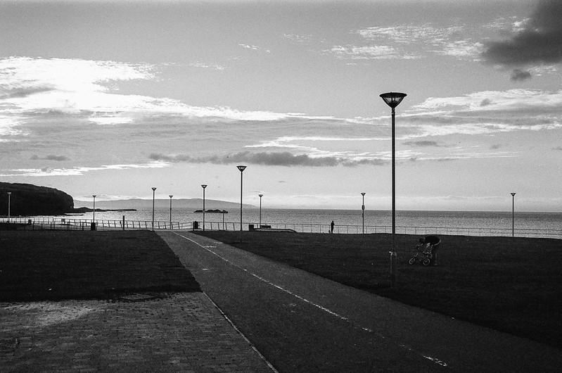 The beach at Portrush