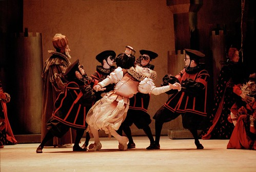 Artists of The Royal Ballet in The Prince of the Pagodas © Bill Cooper/ROH 1996 | by Royal Opera House Covent Garden