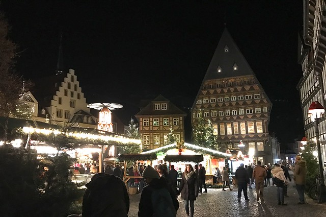 Hildesheim Christmas market Germany 78
