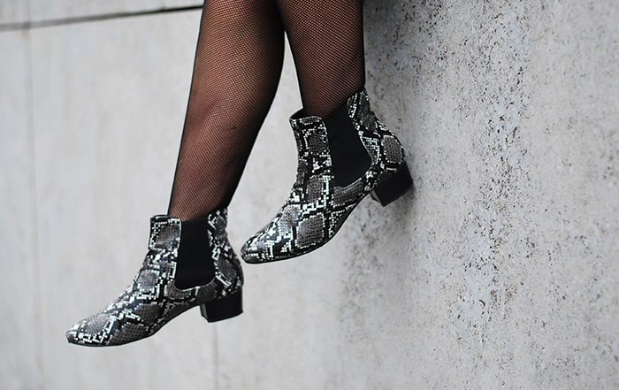 Snake-Print-Boots