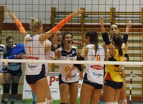 VIVIGAS Arena Volley - Isuzu Cerea