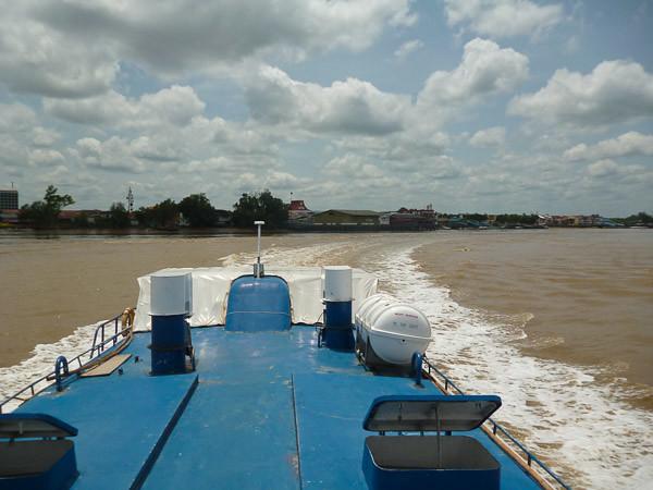 rejang river town