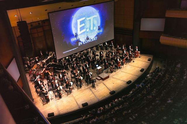 E.T. the Extra-Terrestrial & Grand Rapids Pops
