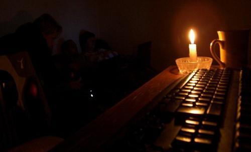 Обігрівачі «вимкнули» світло