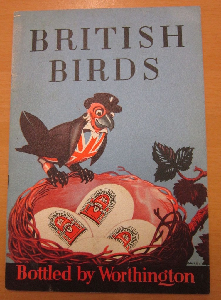 british-birds-1977-reprint-worthington