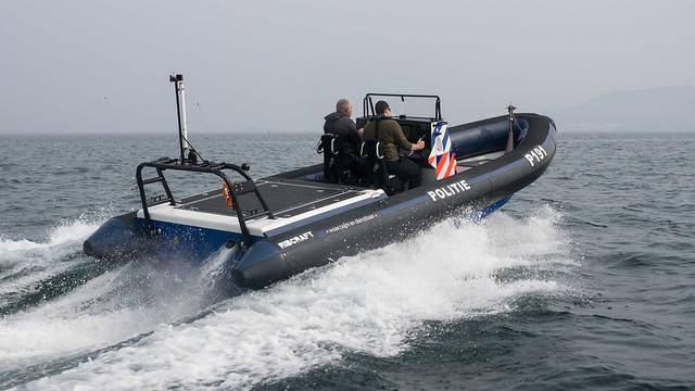RIBCraft Police boats