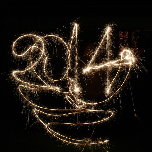 Happy New Year 2014? | by Jens Rost