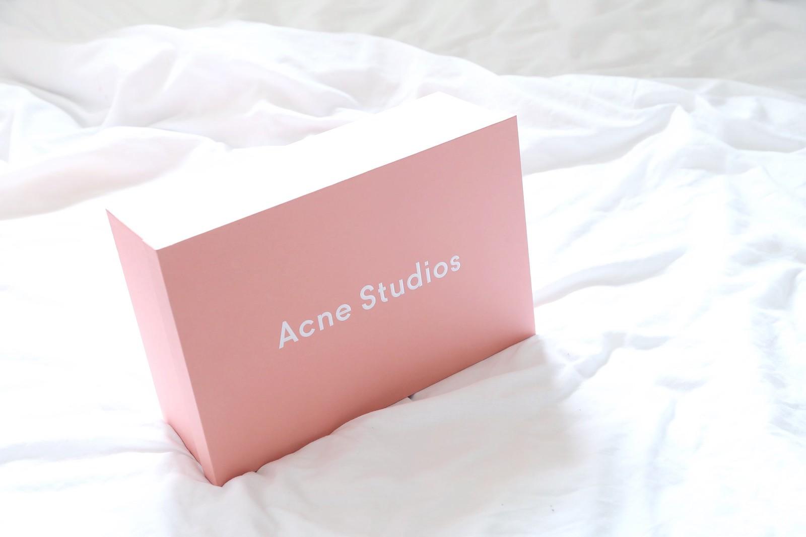 acnestudios, acnestudiosshoebox, krystelcouture, styleblogger, glasgowstyleblogger,