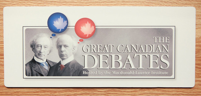 "MLI Great Canadian Debate: ""Canada must stop coddling its spoiled seniors"""