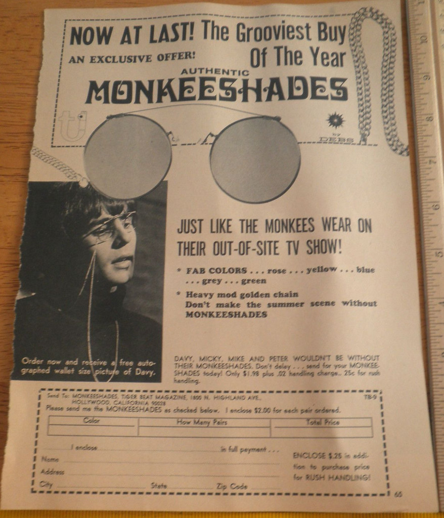 monkees_monkeeshadesad