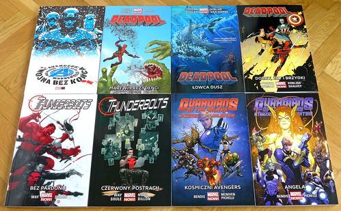 Egmont - Marvel Now 14