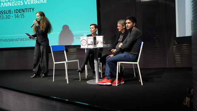 Annelies Verbeke, Paul Verhaeghe en Fikry El Azzouzi