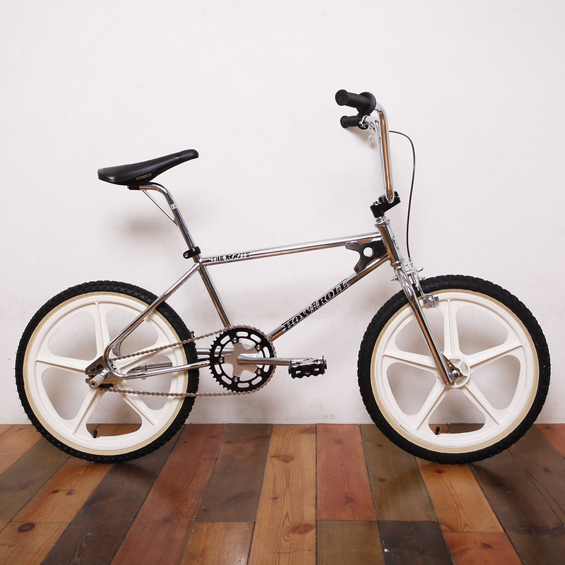How I Roll The Roots / 20inch BMX CP / skyway Tuff Wheel Coaster brake Custom