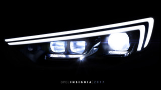 Opel Insignia: IntelliLux LED® Matrix-Licht