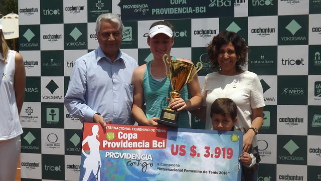 Copa Providencia Bci 2016