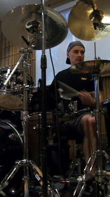 Virgil Donati en la EMBA