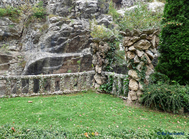 Jardins Artigas (La Pobla de Llillet) -05- Hacia La Cascada 03 (12-10-2016