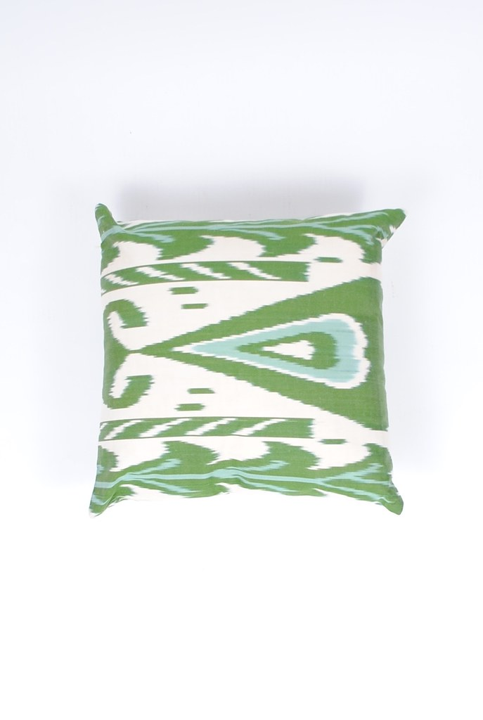 Square Silk Pillow