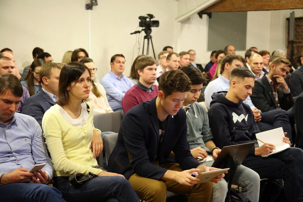 Клуб практиков: онлайн платформы, их настоящее и будущее обсудили в ВШМ СПбГУ