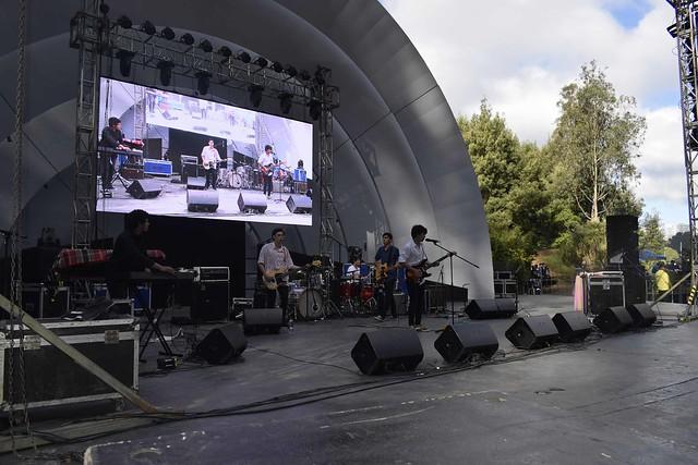 Gran Final festival estudiantil de bandas y voz