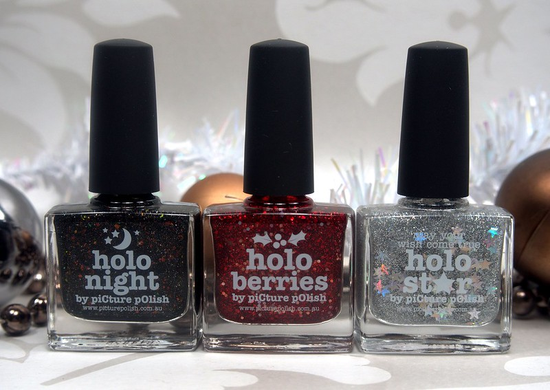 Picture Polish Holiday Shades