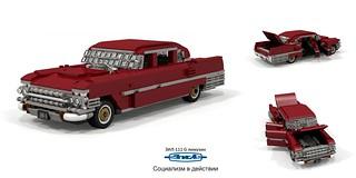 ZiL 111-G Limousine (1962)