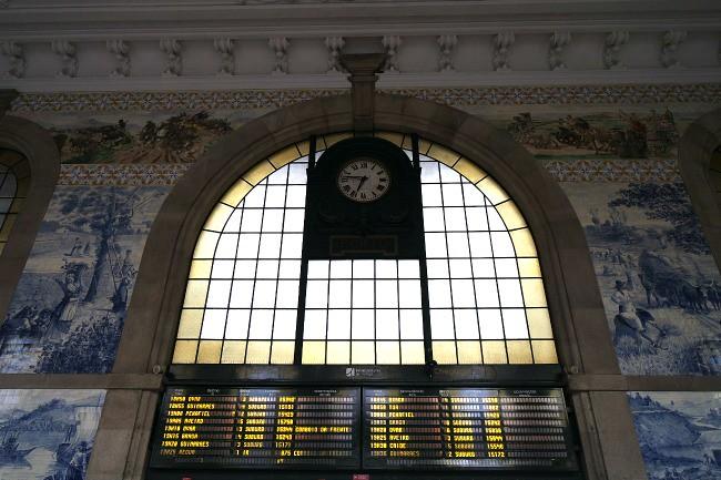 Porto -  stazione Sao Bento